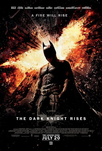 蝙蝠侠:黑暗骑士崛起 The Dark Knight Rises.2012.1080P