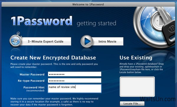 1Password for Mac 5.3 中文破解版 – 最强大的密码管理工具-麦氪派(WaitsUn.com | 爱情守望者)