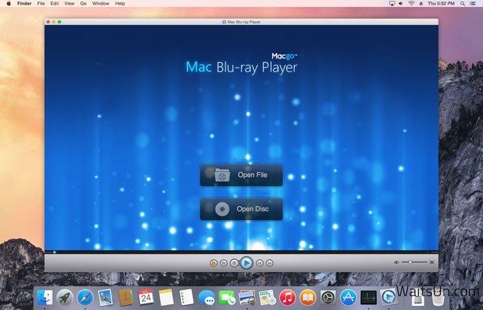 Macgo Blu-ray Player for Mac 2.12.0 中文破解版 – Mac上优秀的蓝光高清播放器-麦氪派